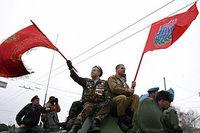 Afghan veterans celebrate