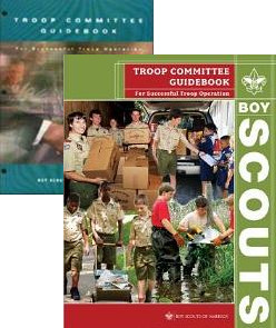 The new Troop Committee Guidebook
