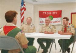 Troop committee guidebook 2014