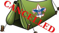When campouts fail