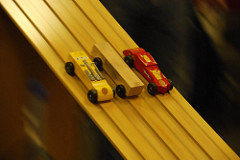 Pinewood Derby pitfalls